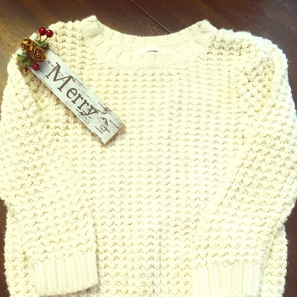 f85a9ae302fb8 Crochet style toddler sweater